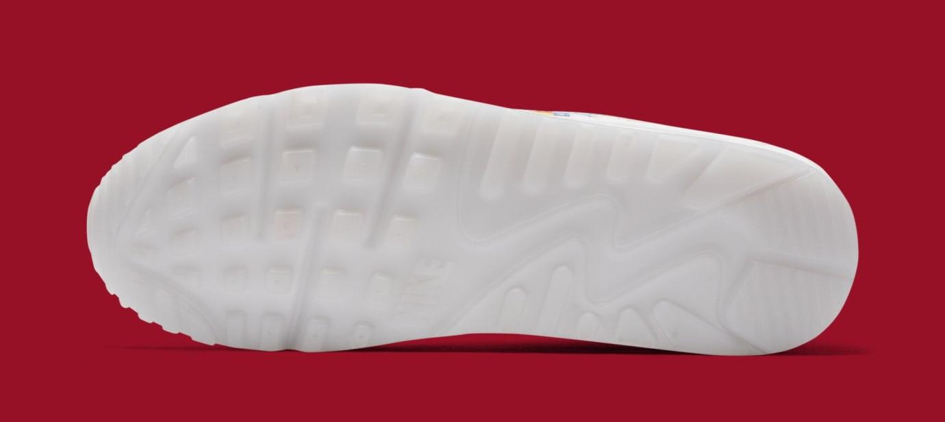 Nike Air Max 90 'One World' AO5119-100 (Bottom)
