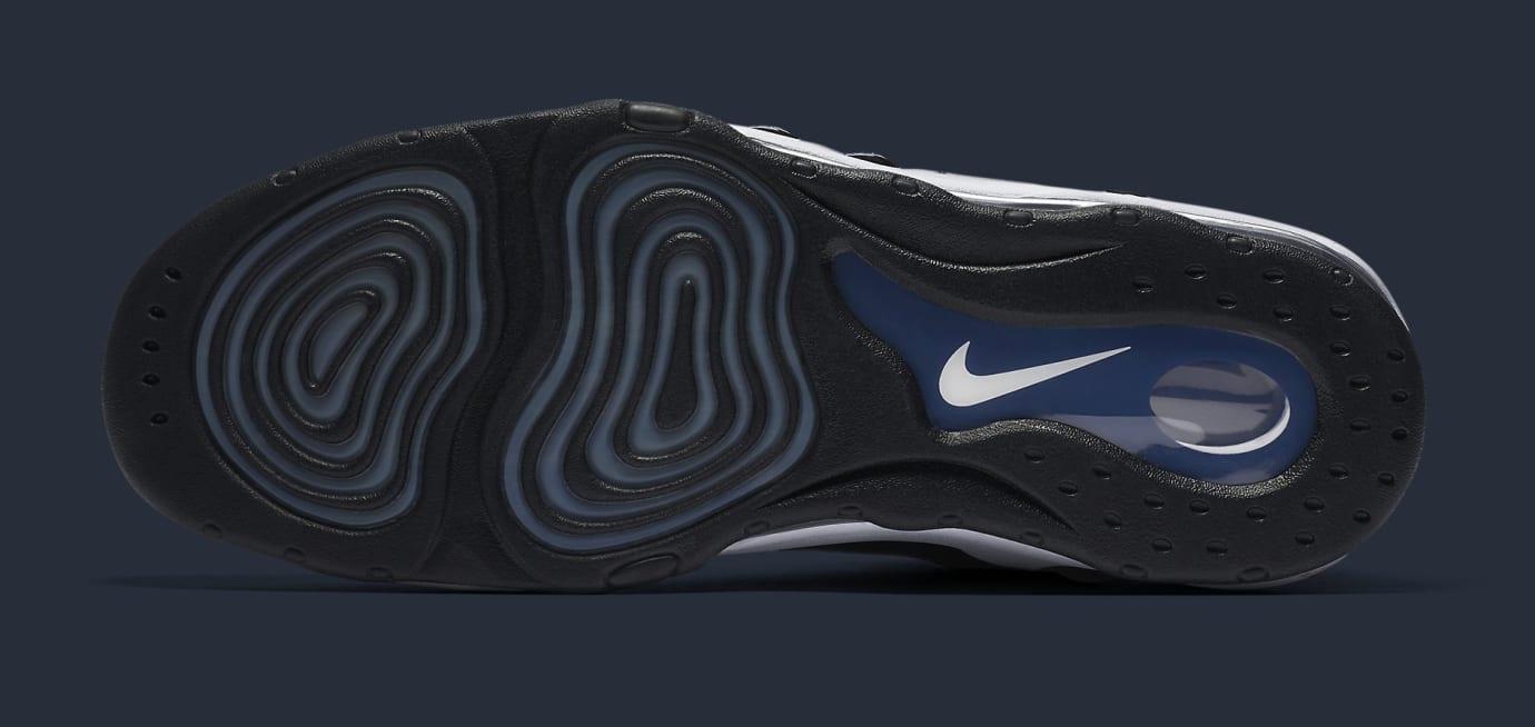 Nike Air Max Uptempo 97 White Black College Navy Release Date 399207 ... 9e6f7eade