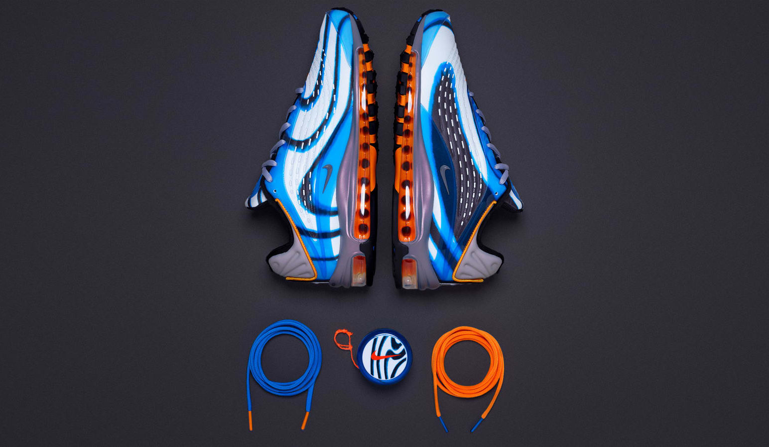 Nike Air Max Deluxe 'Photo Blue' Friends and Family