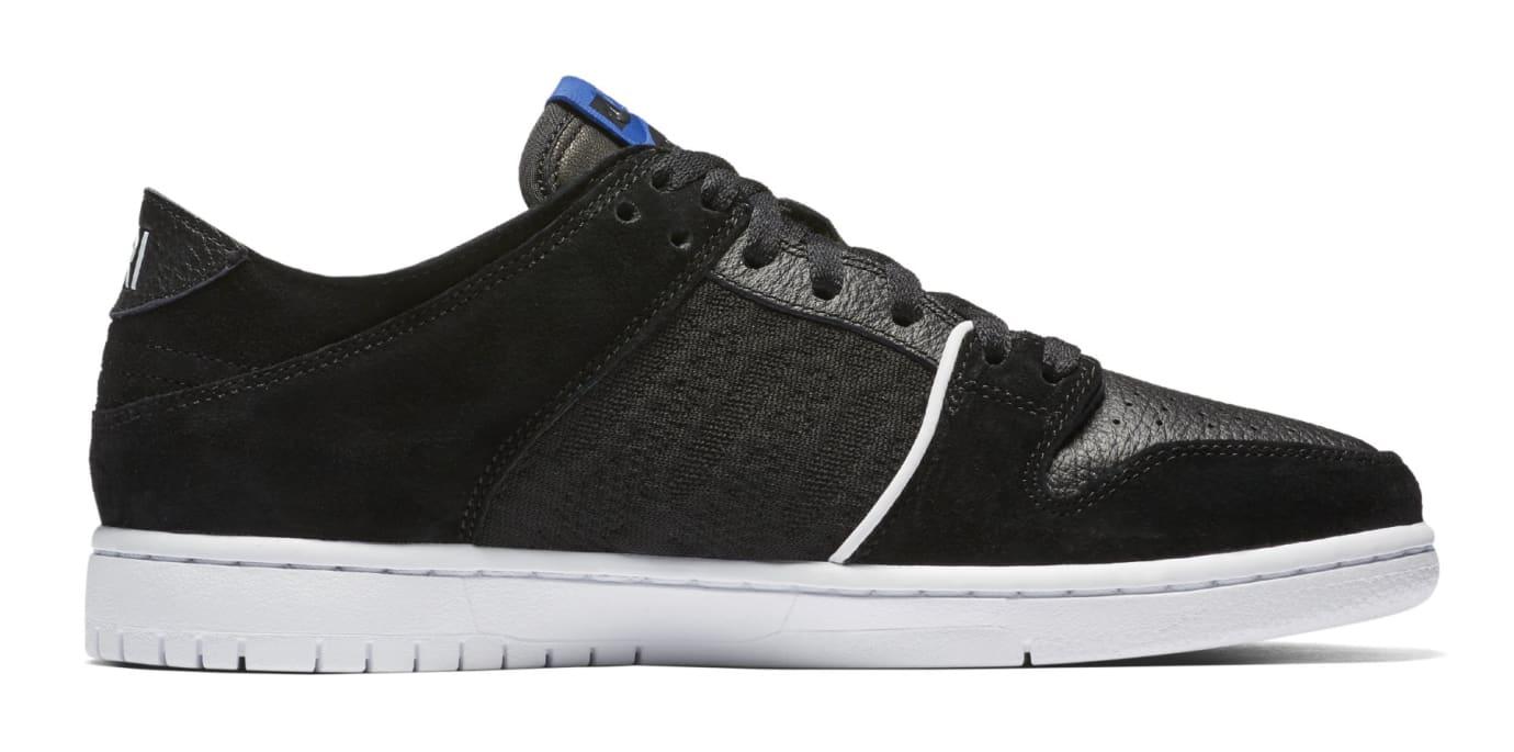 Soulland x Nike SB Dunk Low 918288-041 (Medial)