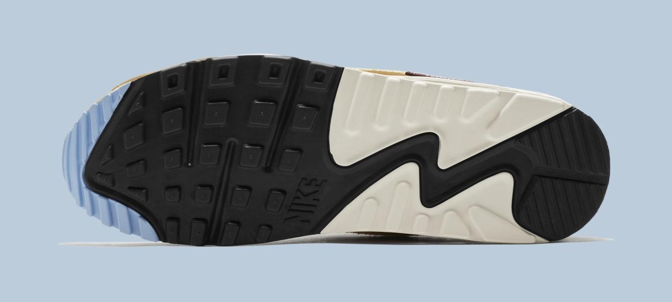 Nike Air Max 90 858954-200 (Bottom)