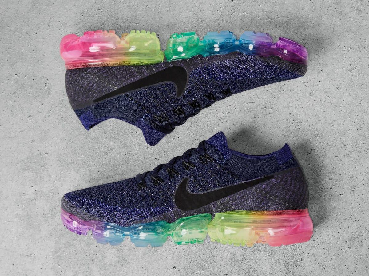 ... footwear Nike Air VaporMax  Beauty Nike Air Vapormax Flyknit Be True ... 210616c7c