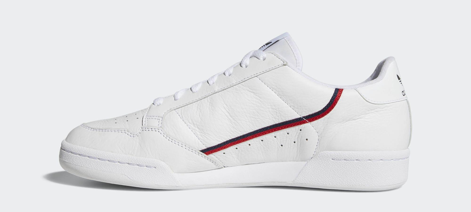 Adidas Continental 80 Rascal B41674 (Medial)