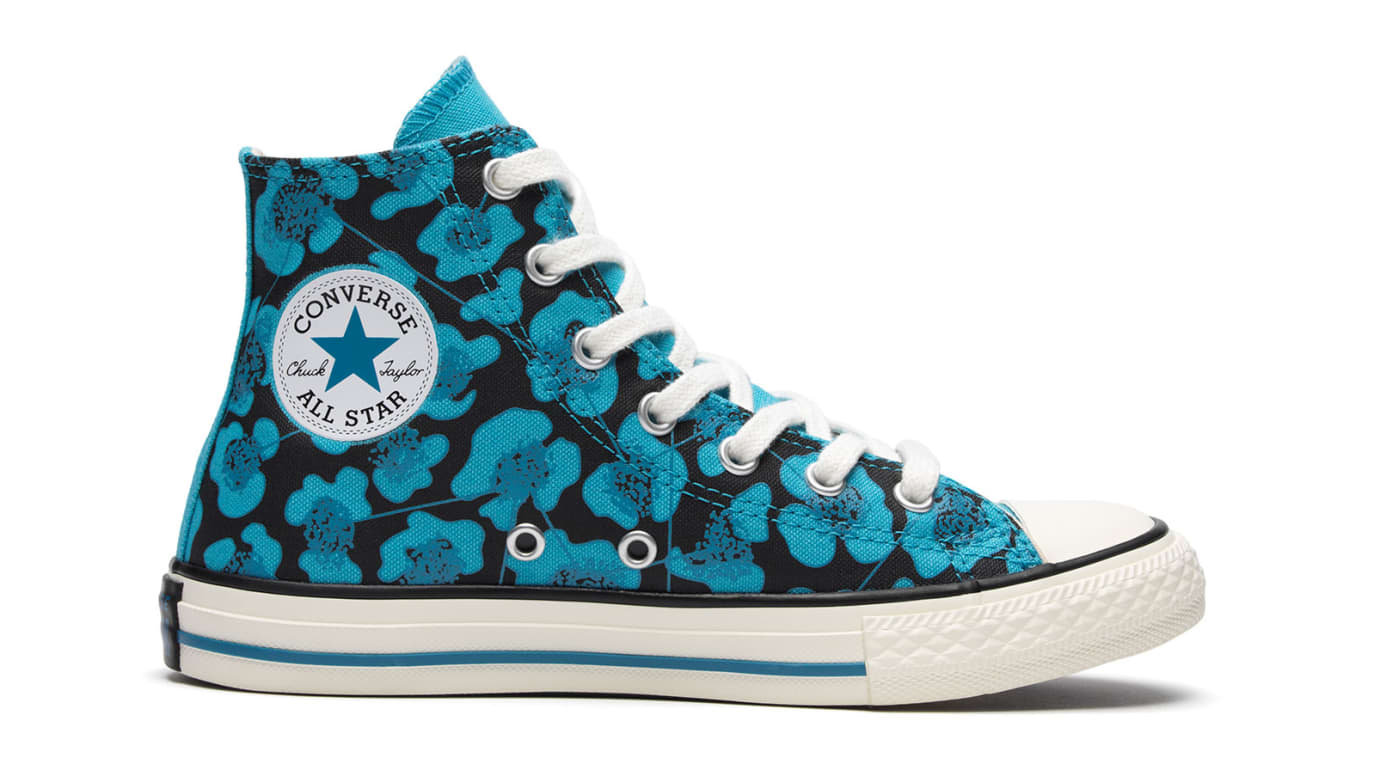 Dr. Woo x Converse Chuck 70 'Wear to Reveal' (Blue)