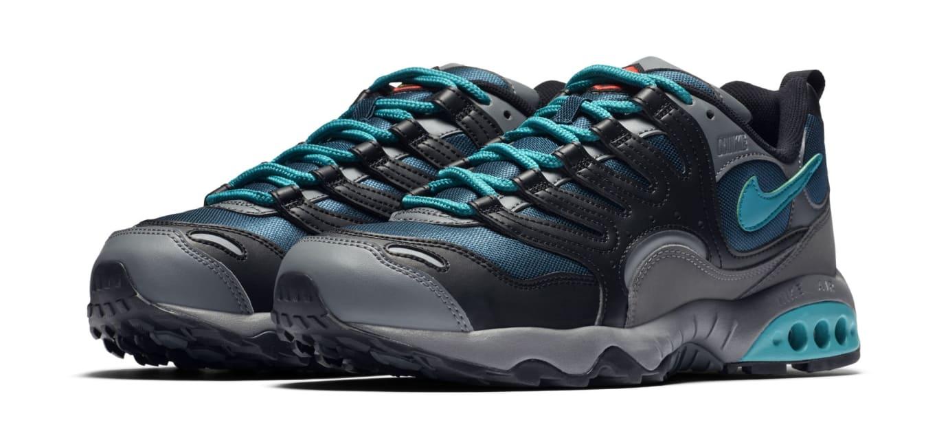60469482d4756 Nike Air Terra Humara 18  Bright White Blue Volt   Grey Teal ...