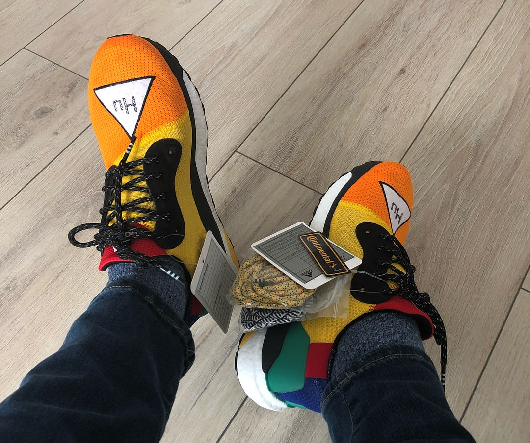 Pharrell x Adidas Solar Glide Hu ST Release Date (4)
