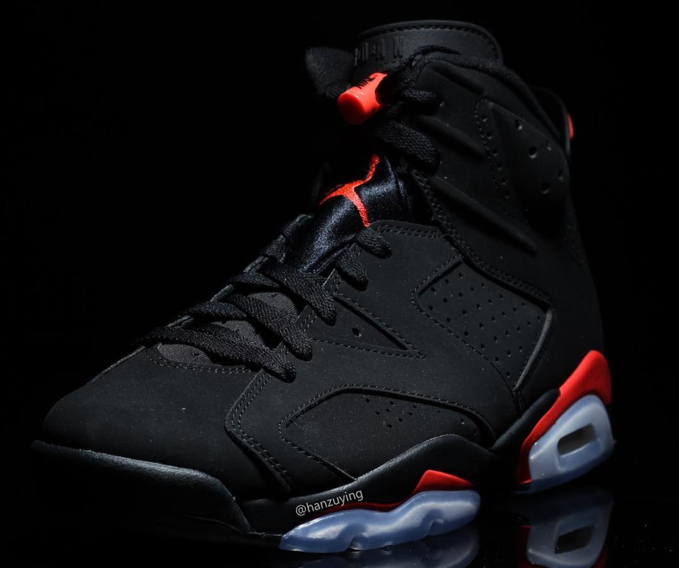 best service c723e b71b0 ... style code ci3125 401. release date january 2019. price 200 81235  30e6e  uk image via hanzuying air jordan 6 black infrared 2019 early look  2be31 1a44e