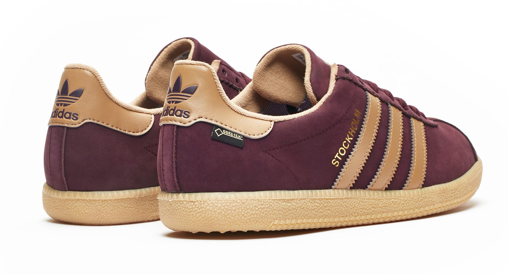 Sneakersnstuff x Adidas Stockholm GTX AC7752 (Heel)
