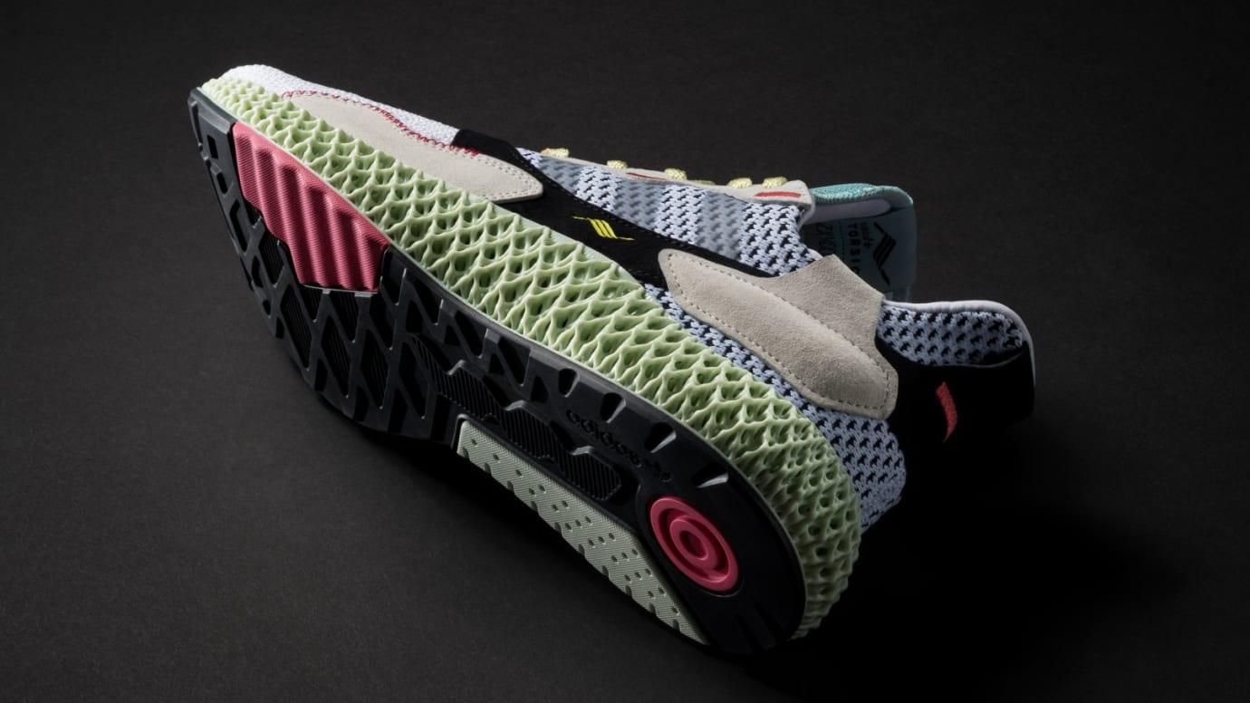 Adidas ZX 4000 4D  Footwear White Grey  B42203 Release Date  4a06eca4c