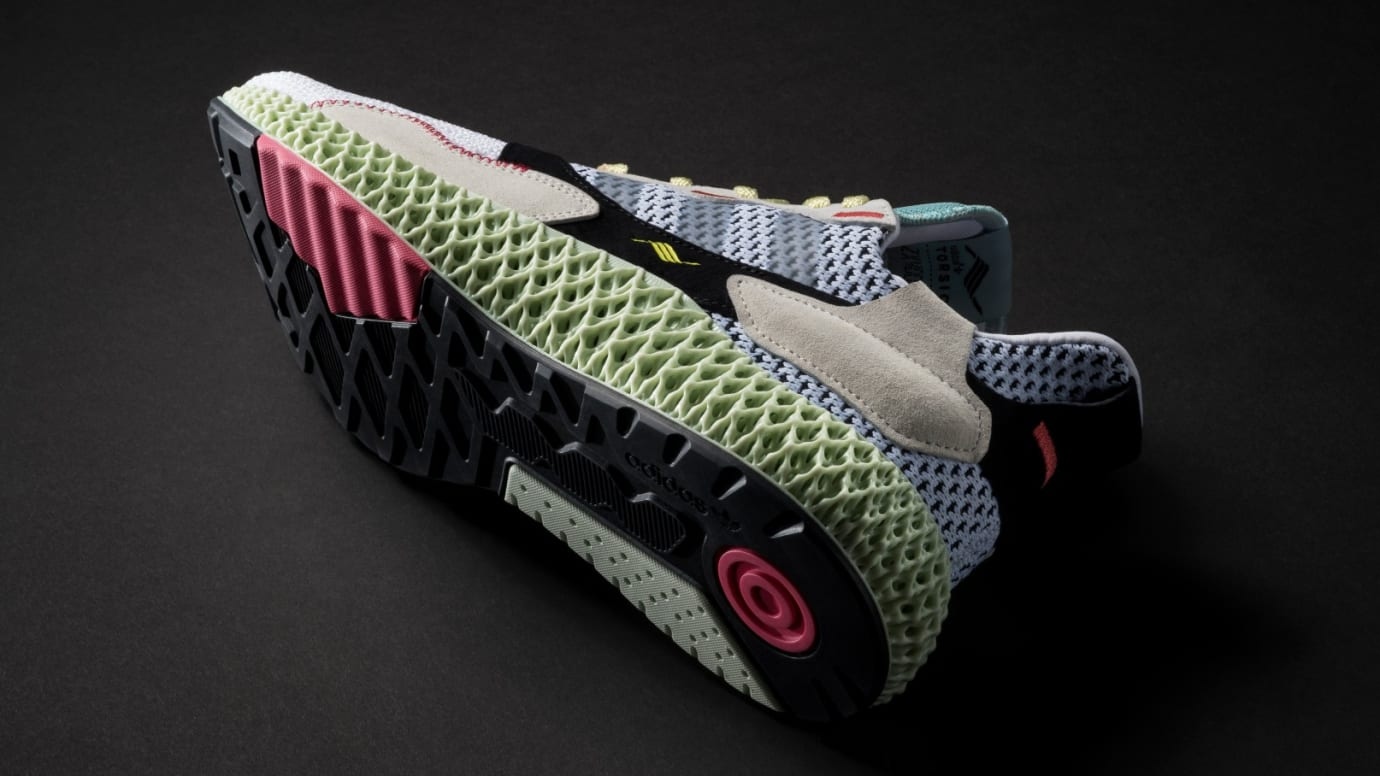 Adidas ZX 4000 4D B42203 (Sole)