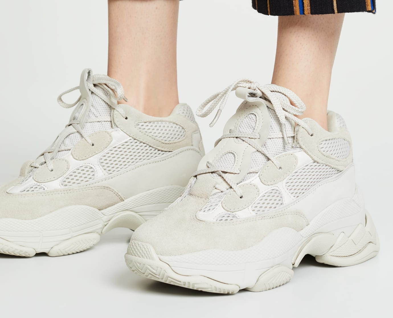 Jeffery Campbell Hotline Dad Sneakers (On-Foot)