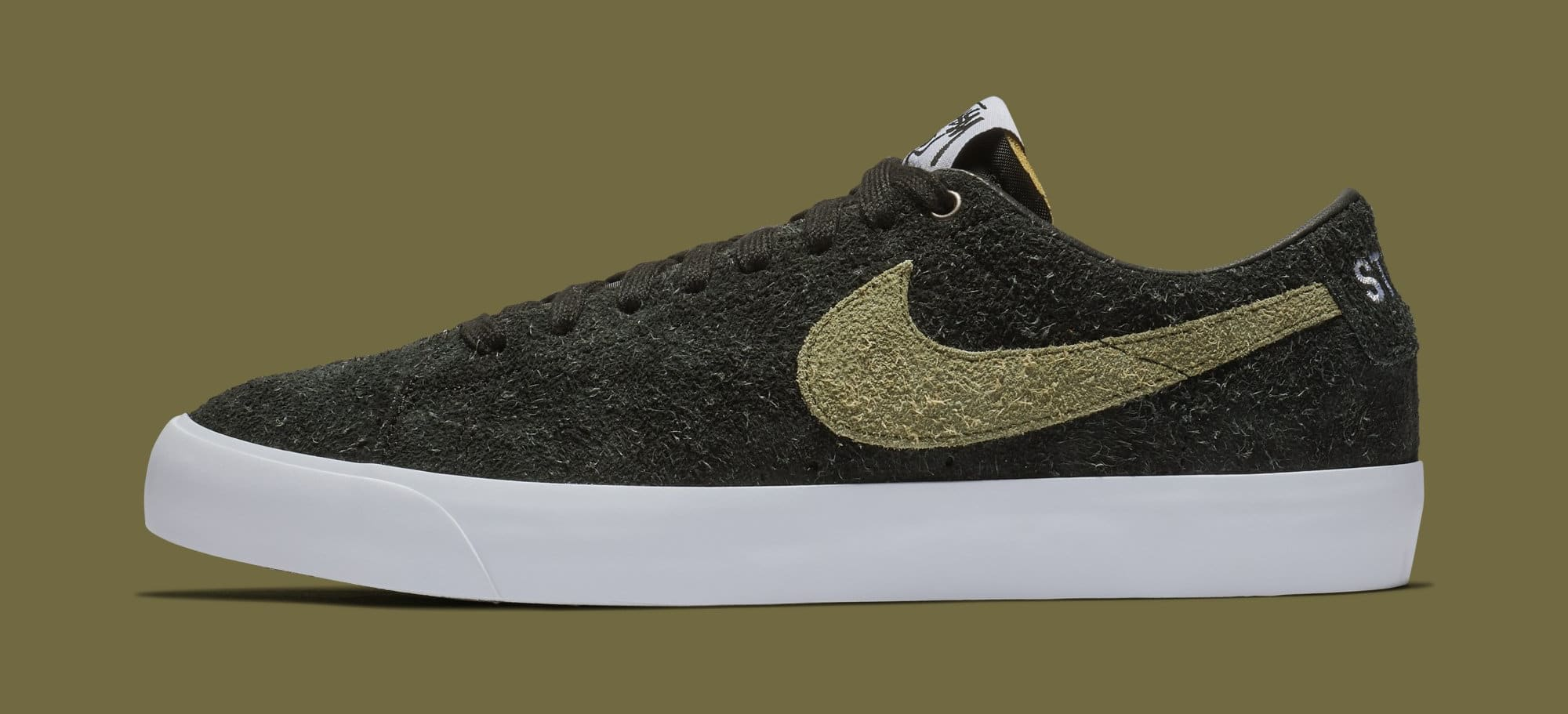 outlet store 5bebb 7f3fb Stüssy x Nike SB Blazer Mid/Low Release Date | Sole Collector