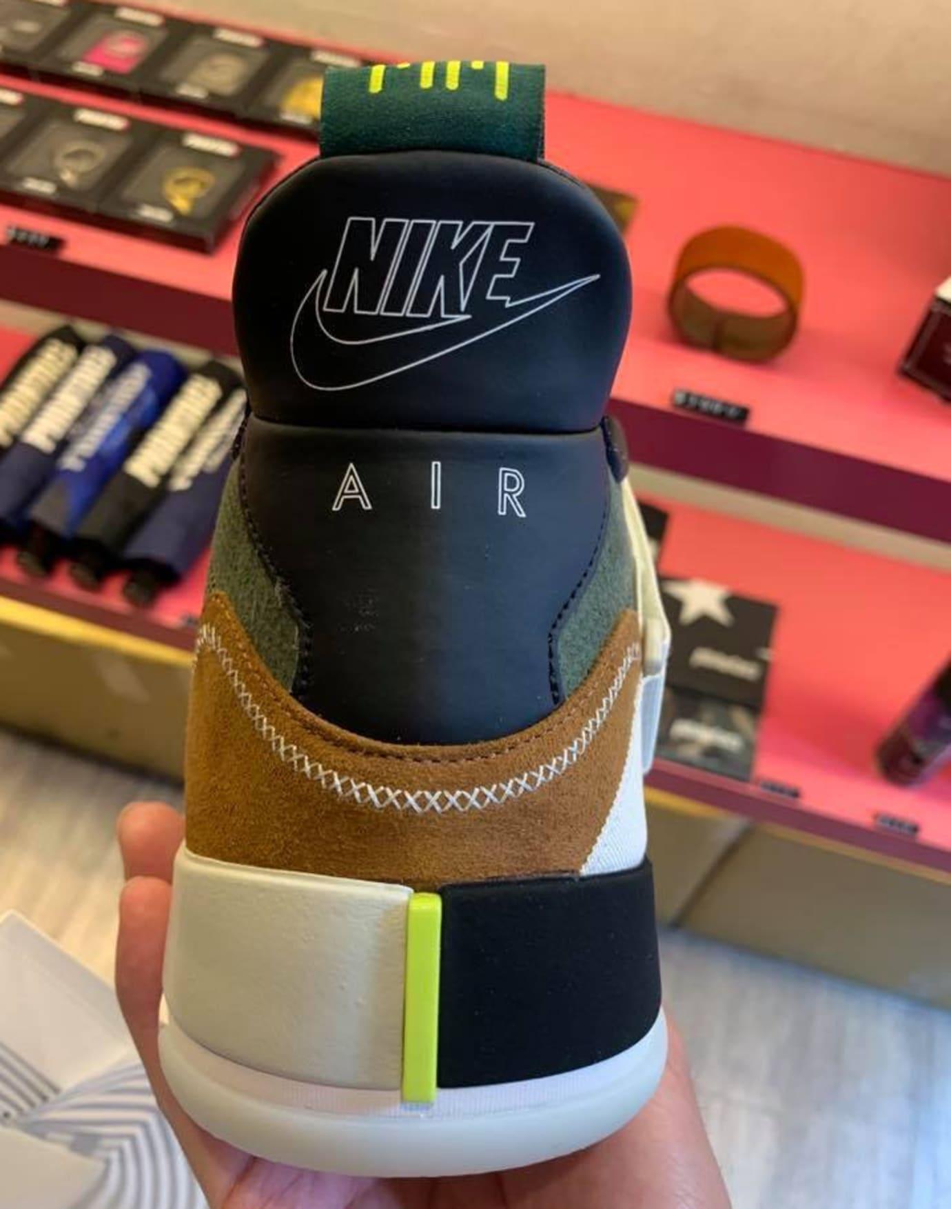 Air Jordan 33 NRG 'Travis Scott' CD6965-300 (Heel)