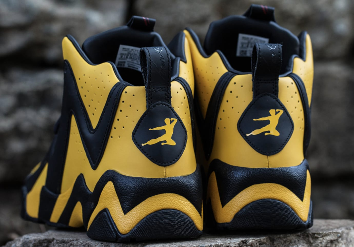 brand new b05a6 be2ed Bait x Bruce Lee x Reebok Kamikaze II Official Images | Sole ...