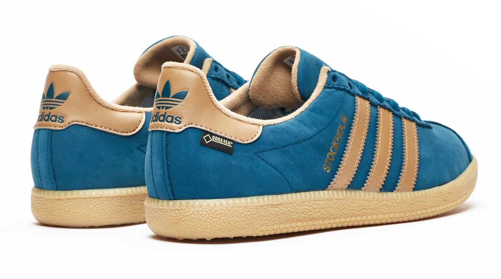 Sneakersnstuff x Adidas Stockholm GTX AC7753 (Heel)