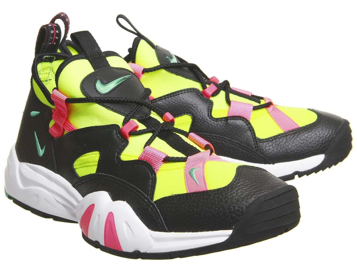Nike Air Scream LWP 'Black/Menta/Racer Pink' (Pair)