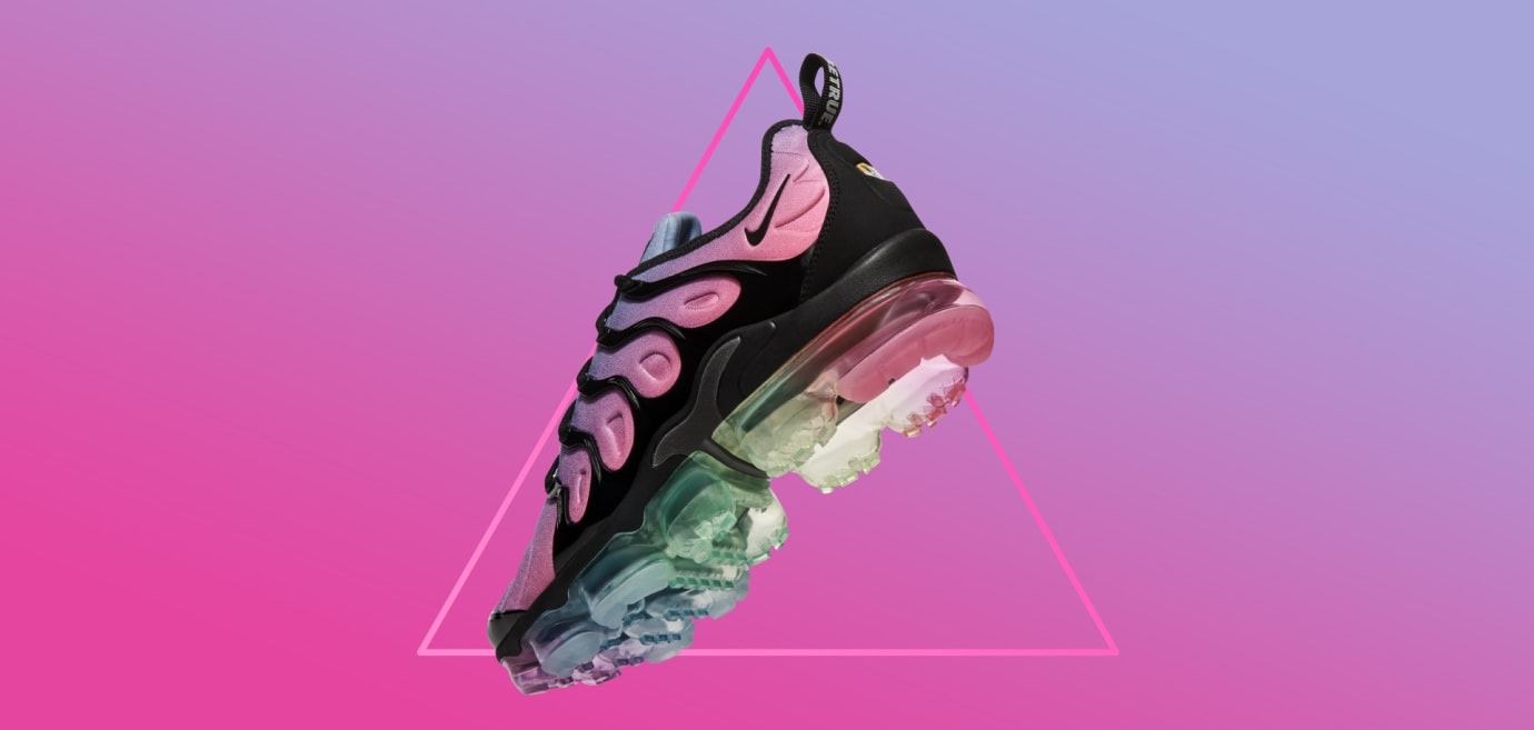 Nike VaporMax Plus 'Be True' (Heel)