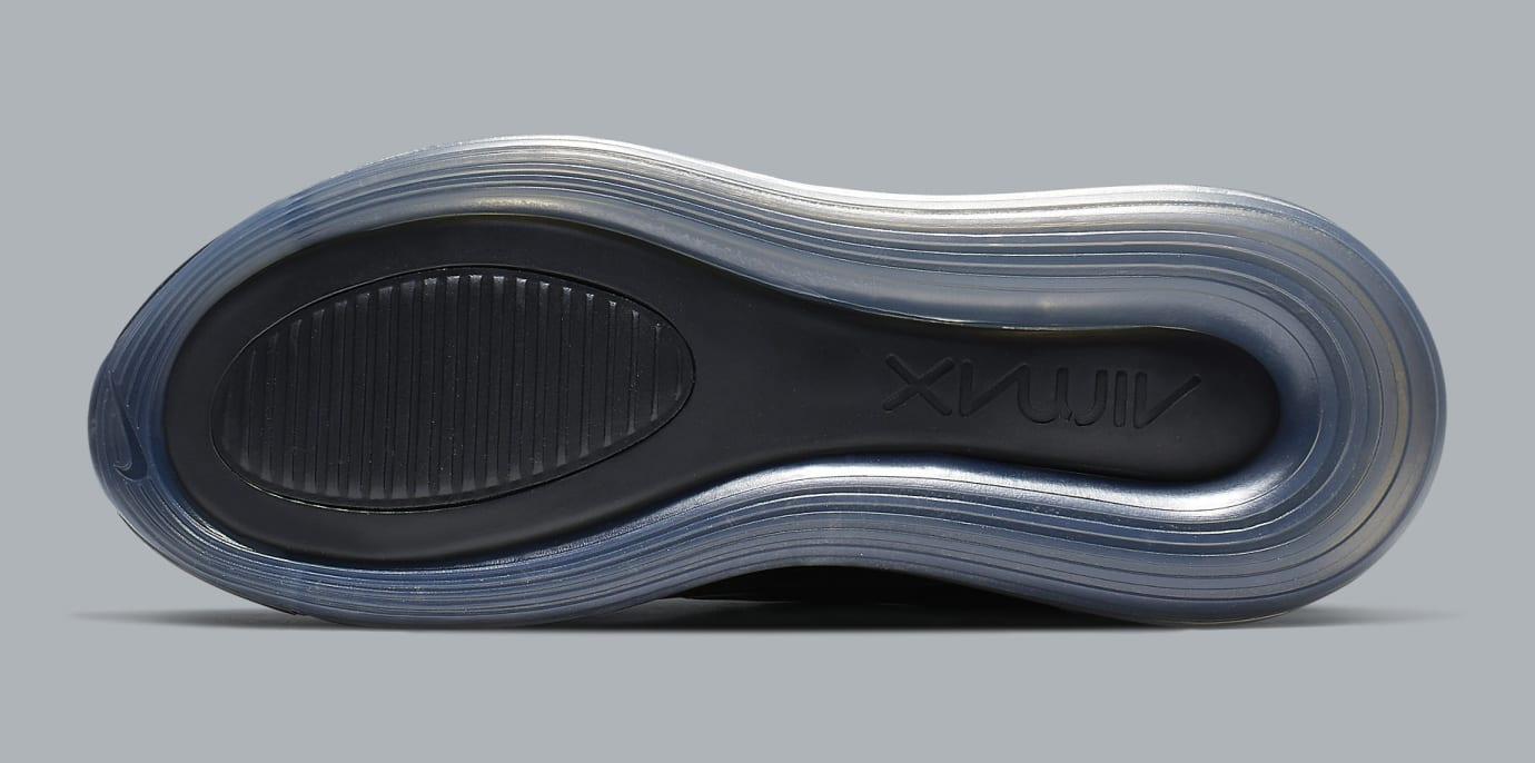 Nike Air Max 720 'Triple Black' AO2924-007 Sole