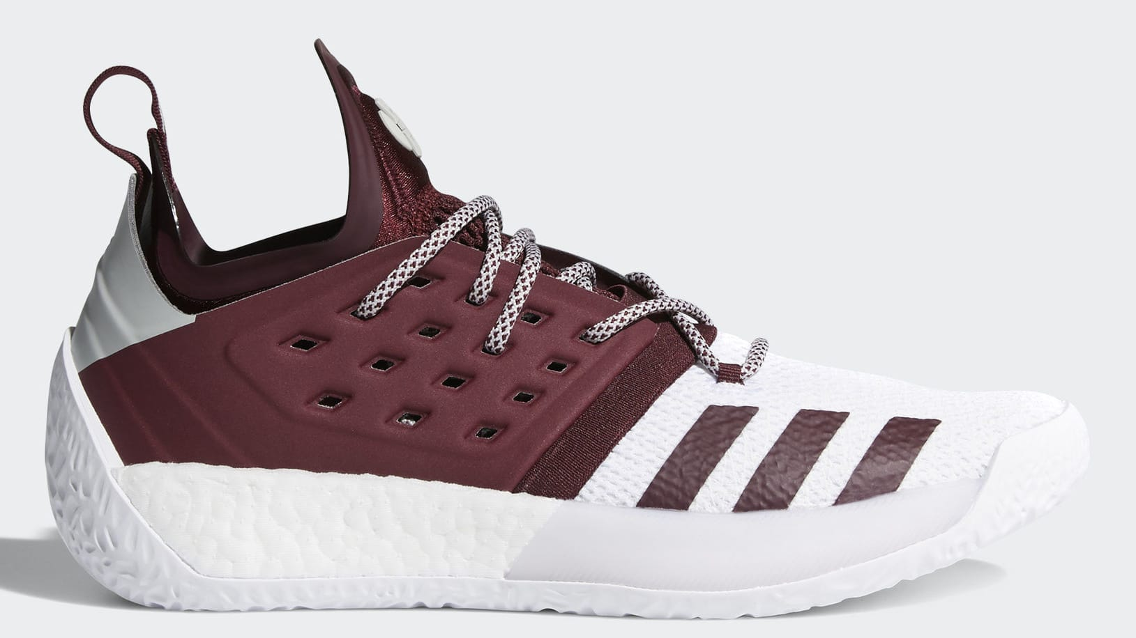 Adidas Harden Vol. 2 'Texas A&M Aggies'