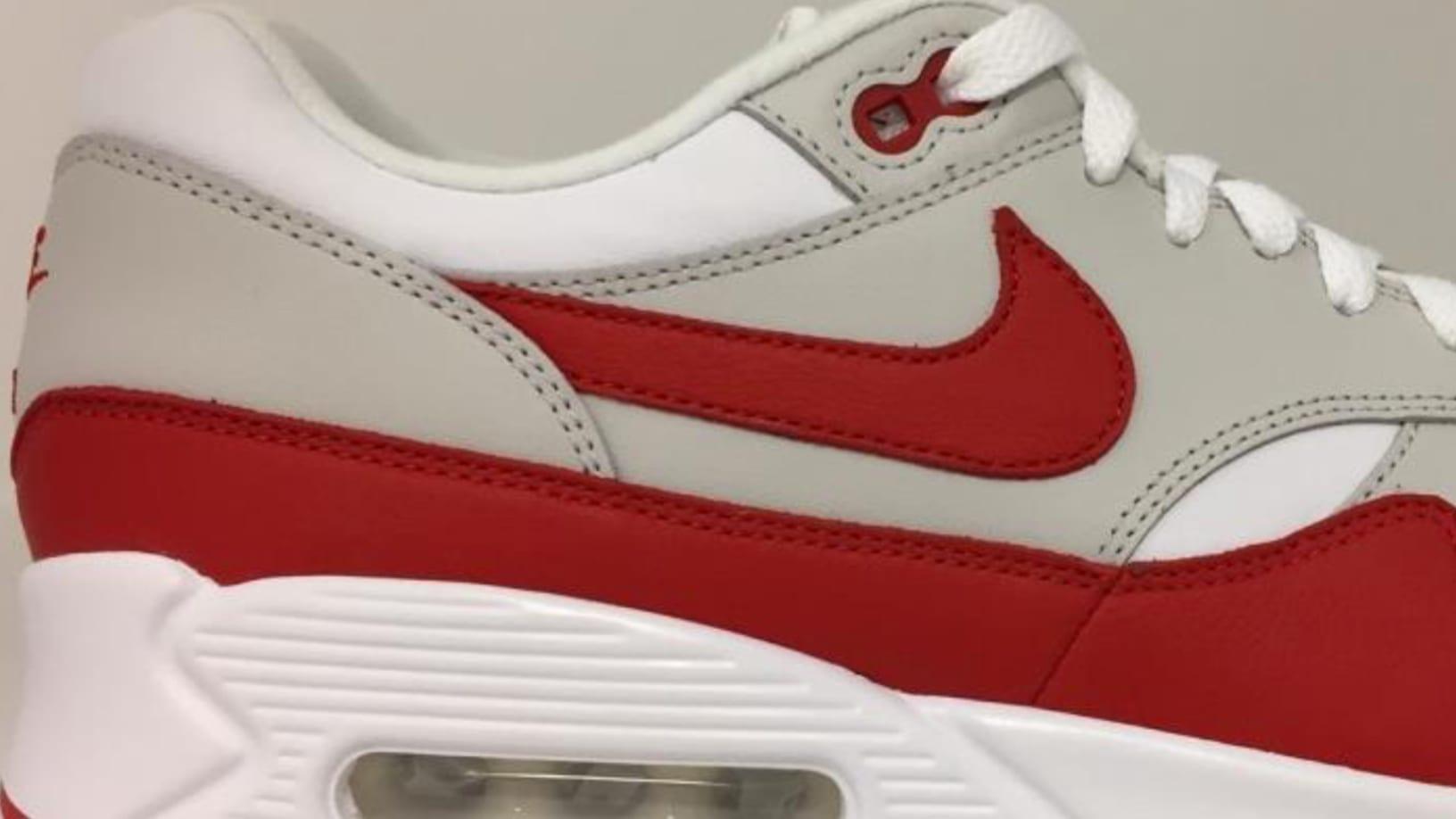 Nike Air Max 1 Premium Team RedAtomic Red | Juan The Blogger