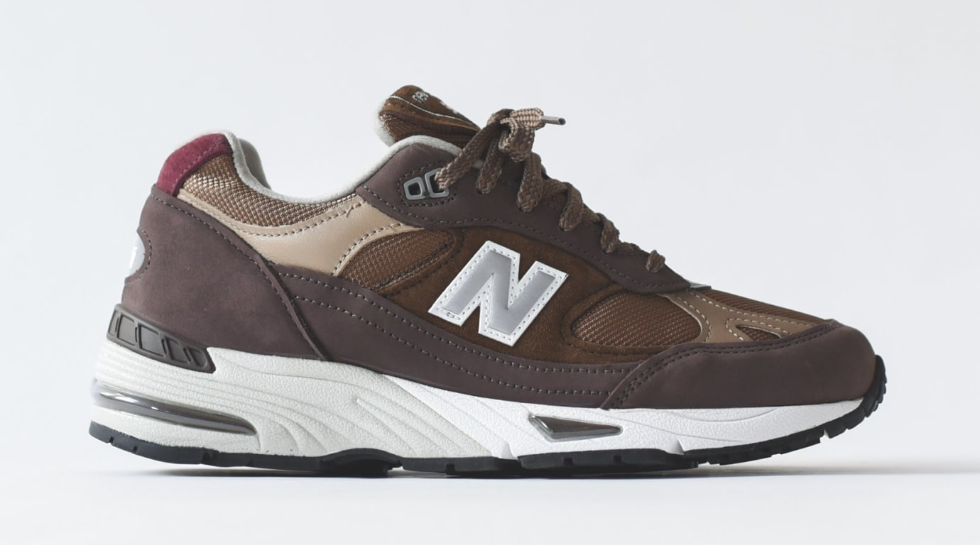 New Balance 991 Kith 99x Classics Collection