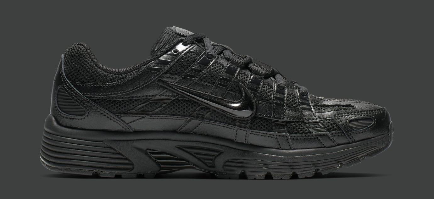 big sale e4d0d ae1dc Image via Nike Nike P-6000 CNPT  Black Black  BV1021-002 (Medial)