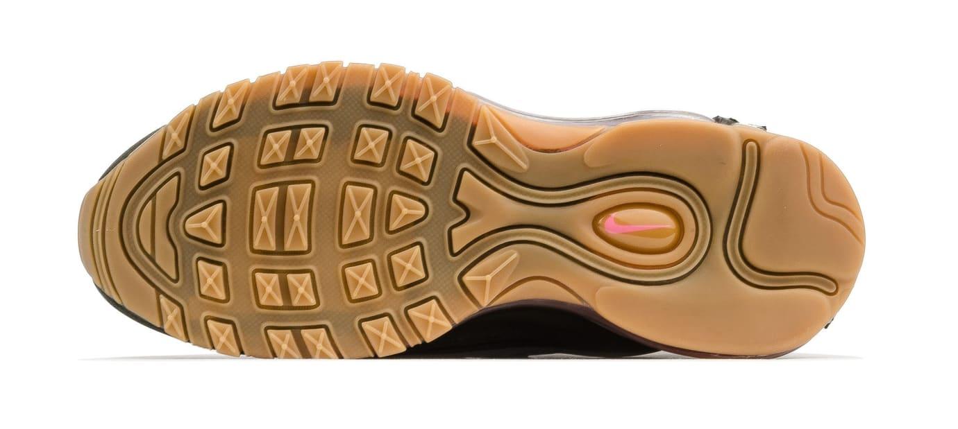 WMNS Nike Air Max 98 'Sequoia' AQ6488-300 (Bottom)
