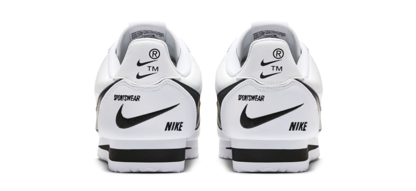 Nike Cortez Classic Premium 'Swoosh' (Heel)