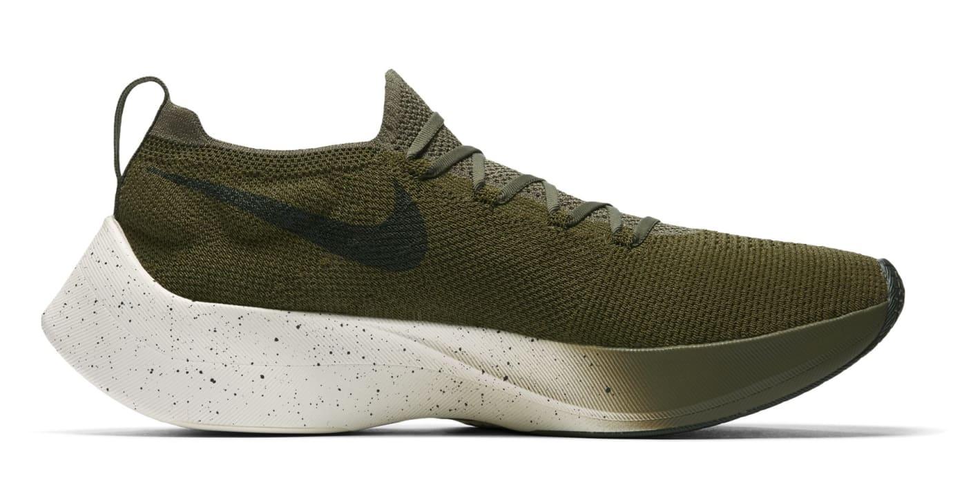 e18440861b78c Image via Nike Nike Vapor Street Flyknit  Olive  AQ1763-201 (Medial)