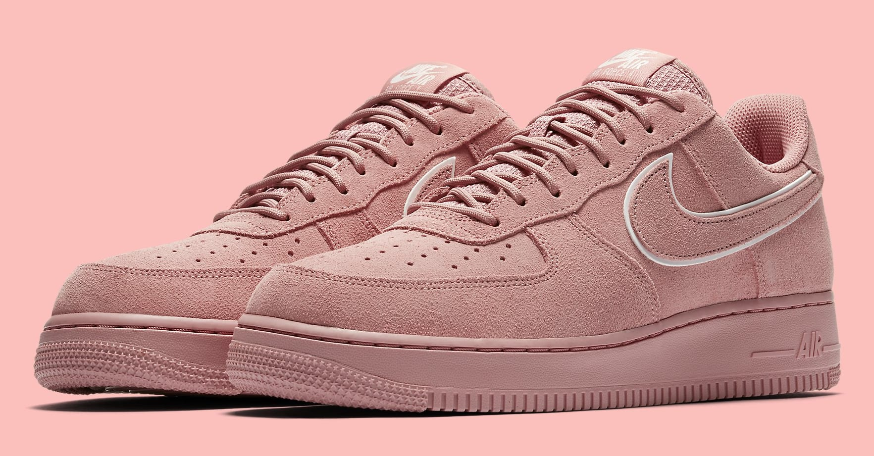 2d4bbb1c ... official store image via nike nike air force 1 suede aa1117 601 pair  95f0d 04b6e
