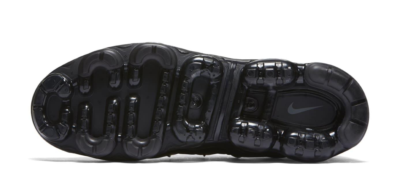 Nike Vapormax Plus 'Triple Black' 924453-004 (Bottom)