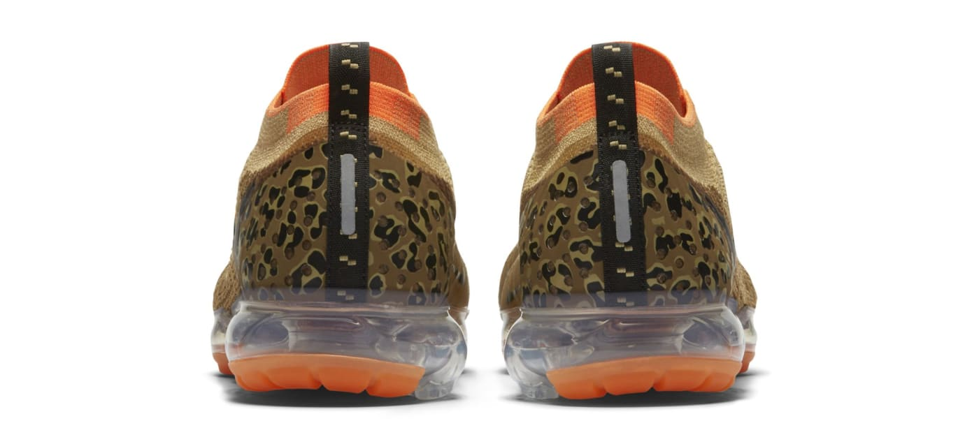Nike Air VaporMax 2 'Safari Animal/Leopard' (Heel)