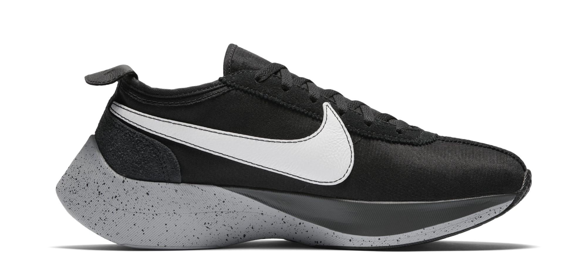 Nike Moon Racer 'Black/White/Wolf Grey' AQ4121-001 (Medial)