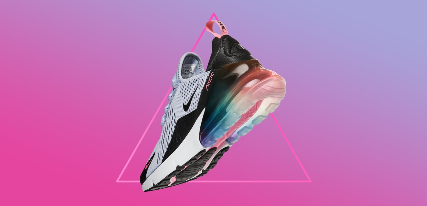 Nike Air Max 270 'Be True' (Heel)
