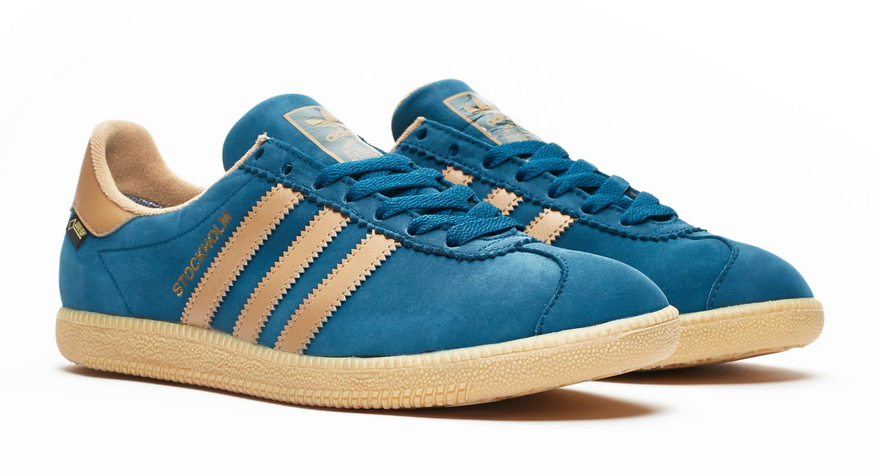 Sneakersnstuff x Adidas Stockholm GTX AC7753 (Pair)