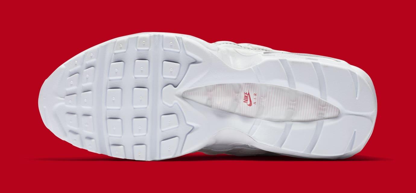 WMNS Nike Air Max 95 AQ4138-100 (Bottom)