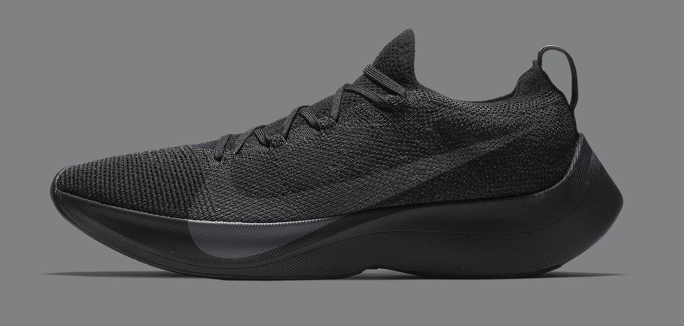 bf4afc32f1 Nike Vapor Street Flyknit 'Black' AQ1763-001 'University Red' AQ1763 ...