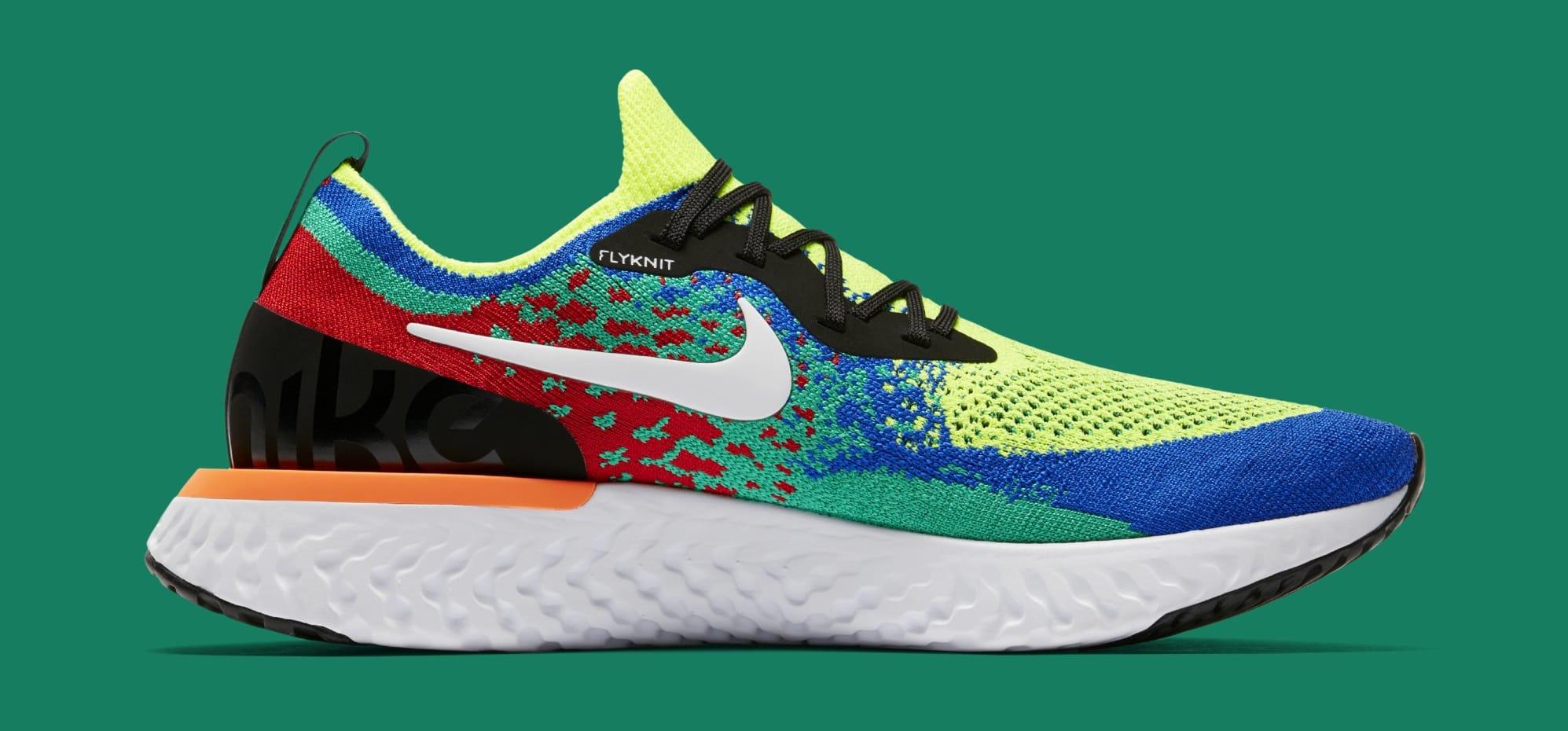 Nike Epic React Flyknit AT0054-700 (Medial)