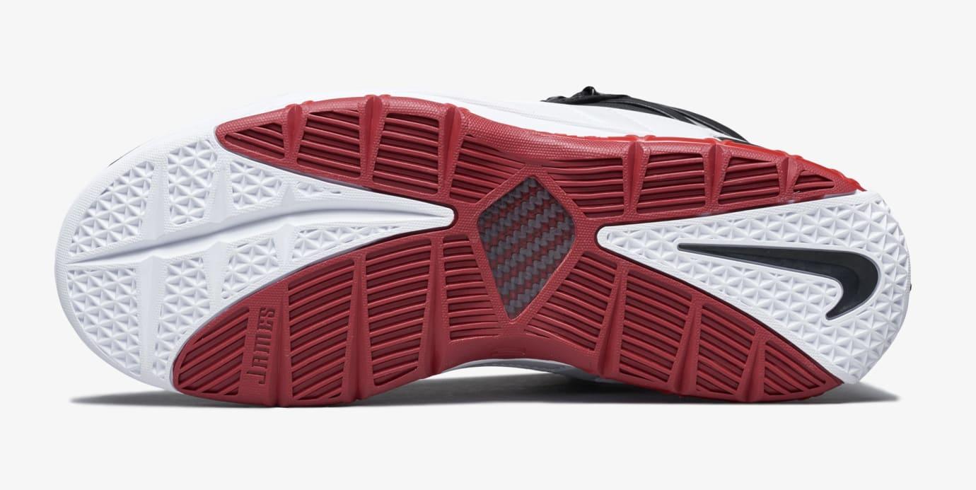 Nike Zoom LeBron 3 2019 'Home' Sole