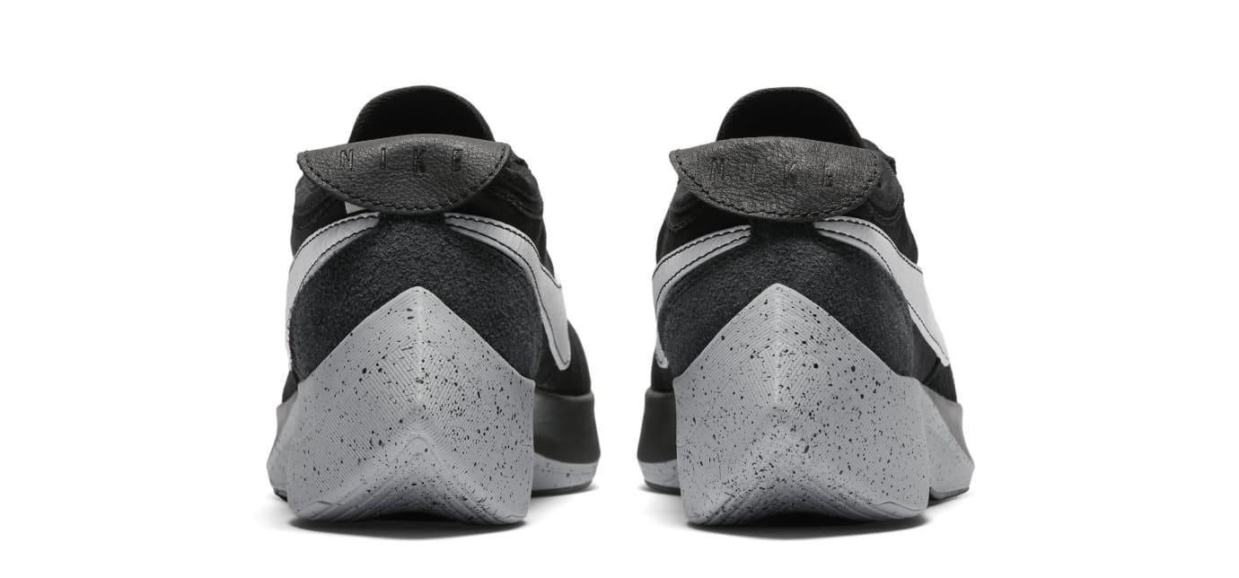 Nike Moon Racer 'Black/White/Wolf Grey' AQ4121-001 (Heel)