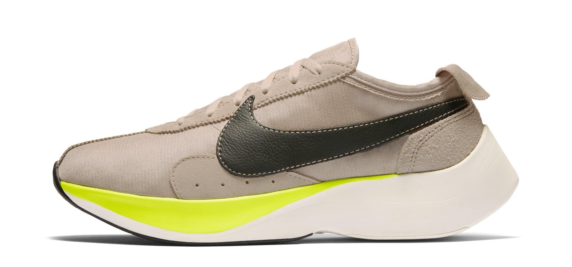 Nike Moon Racer 'Black/Sail/Volt' AQ4121-200 (Lateral)