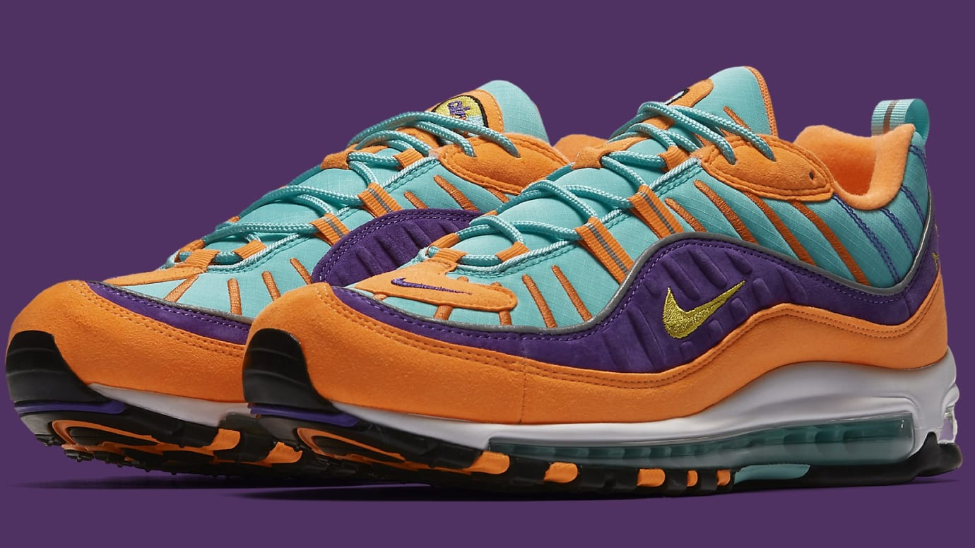 best service 45902 face8 Nike AIr Max 98 | Sole Collector