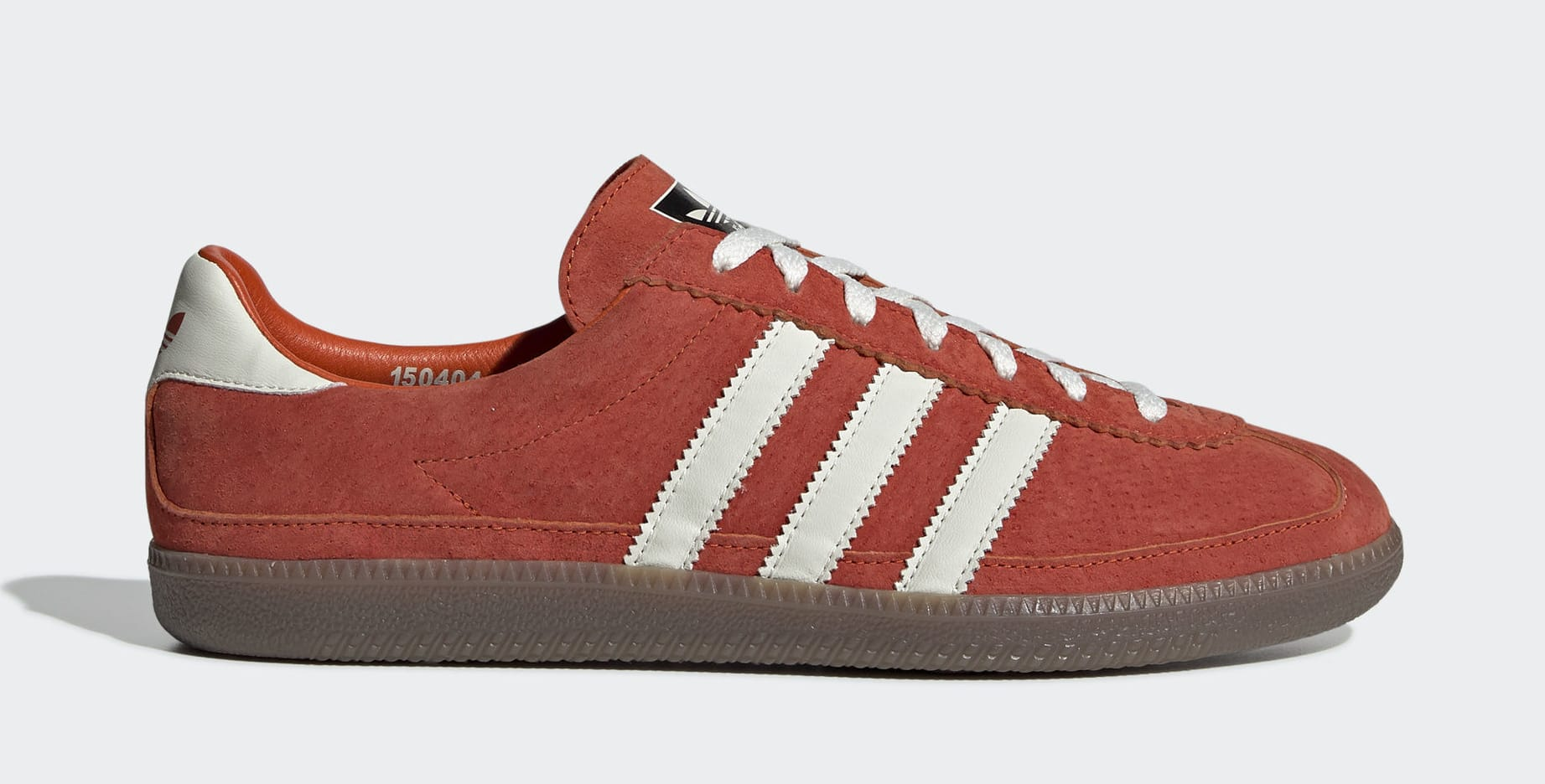 Adidas Whalley Spezial 'Red' Lateral F35716