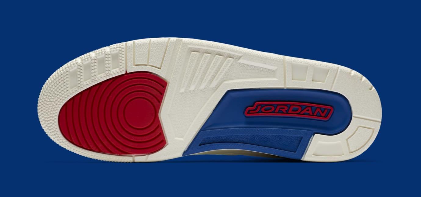Air Jordan 3 'International Flight' 136064-140 (Bottom)