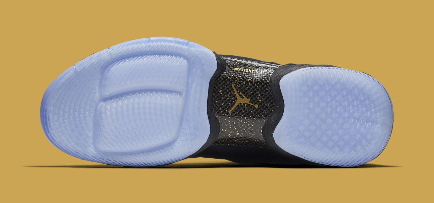 low cost 5baff b0e6d Image via Nike Air Jordan 28  Locked and Loaded  555109-007 (Bottom)