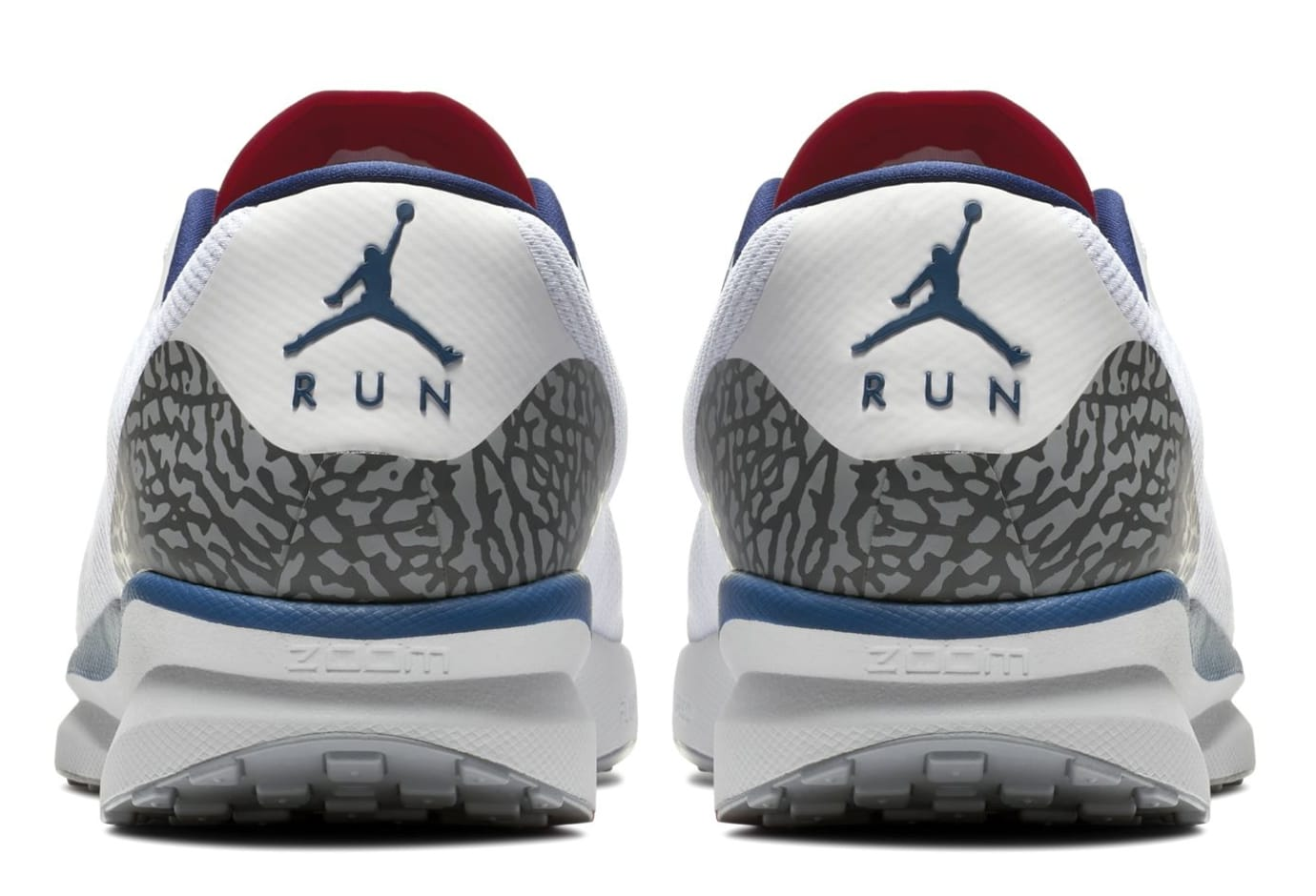 Jordan Zoom Tenacity 88 'True Blue' (Heel)