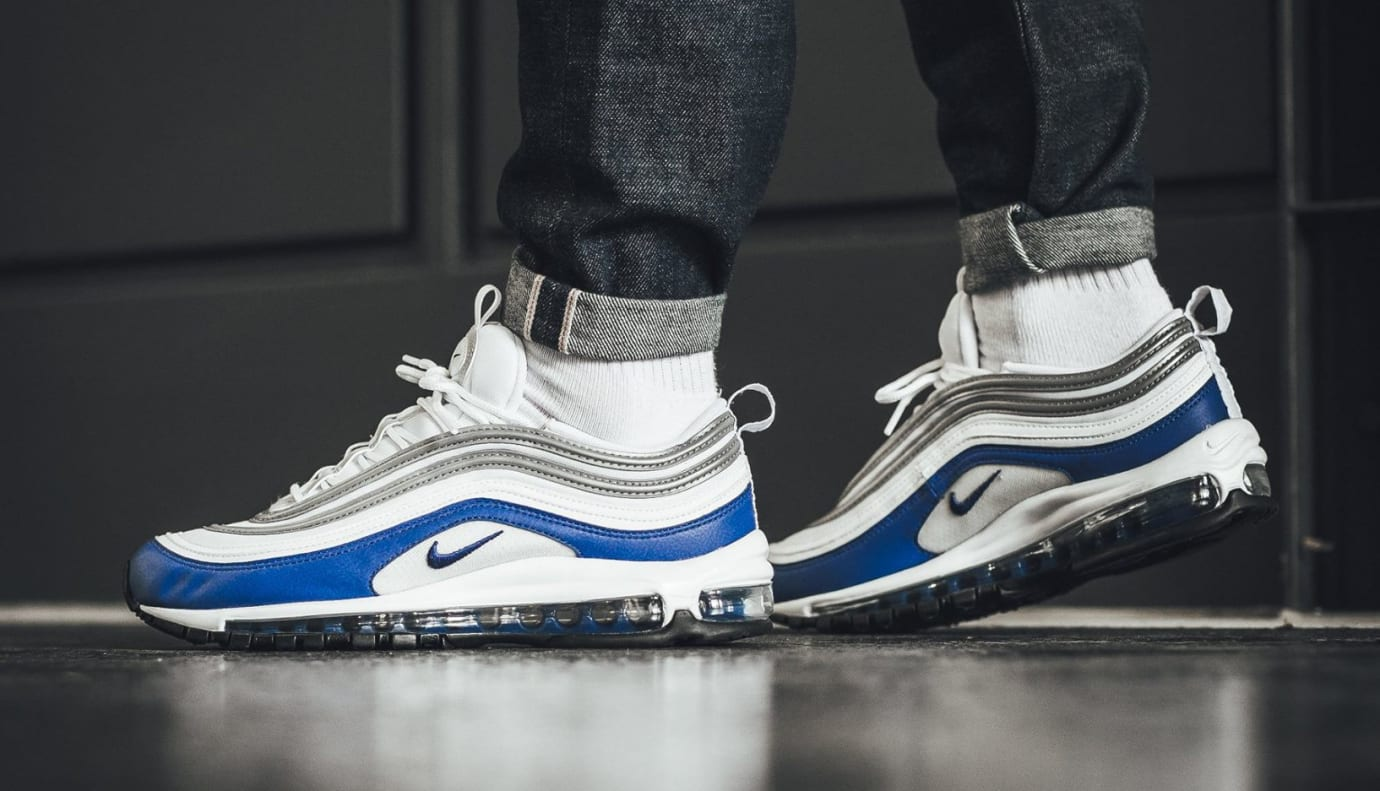 Nike Air Max 97 Game Royal Heritage Release Date Sole Collector