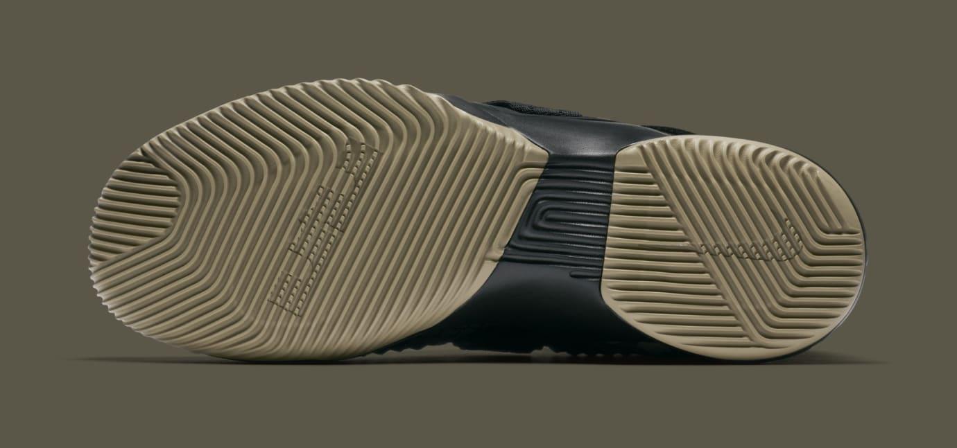 Nike LeBron Solider 12 SFG 'Hazel Rush' AO4054-001 (Bottom)