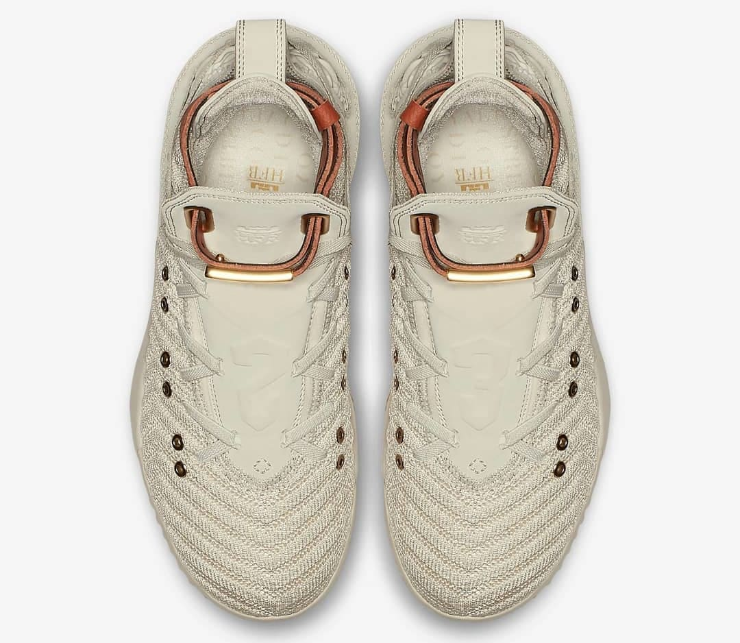 aadc49ec603c Nike LeBron 16 XVI HFR Harlem s Style Row - The Today Press
