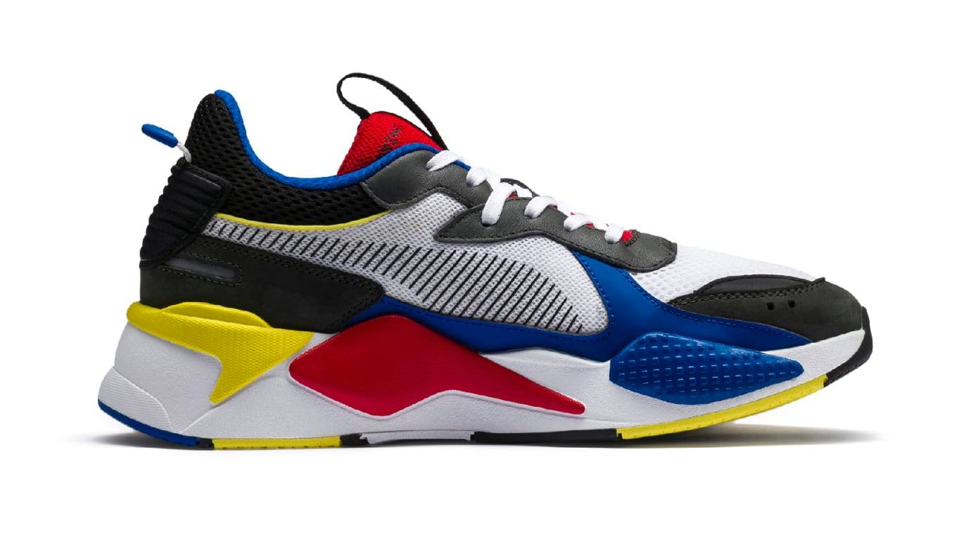 fb2cab9da9d Puma RS-X Toys  Puma White Puma Royal-High Risk Red